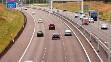 英国最糟糕的肩负高速公路停止