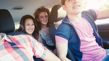 十几岁的司机代表了高风险