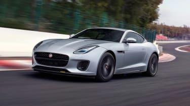 Jaguar F-Type更新了2017年,具有小型设计调整和新技术