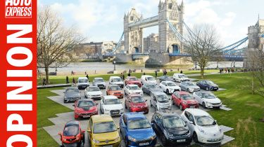 """""""政府和制造商必须更多地卖掉EVS和Hybrids"""""""