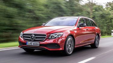 梅赛德斯电子级庄园和GLC轿跑车:新兴发动机销售