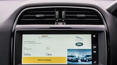 没有更多的队列?Jaguar和Shell推出车载燃料支付应用程序