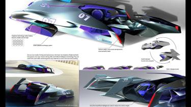 这些可以成为未来的勒芒车吗?