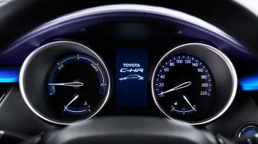新丰田C-HR售价20,995英镑