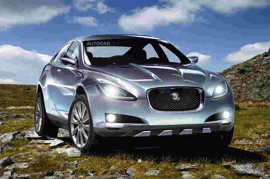 Jaguar SUV于2016年推出