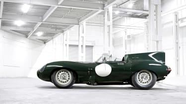 捷豹的遗产驾驶体验让您驾驶经典的Jags