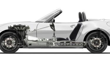 没有Mazda MX-5 Boxster Beater的计划