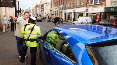 英格兰委员会制作记录停车场利润