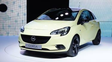 新的Vauxhall Corsa在巴黎汽车展上亮相