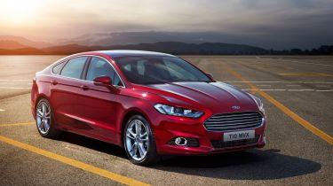 福特Mondeo 2014:发动机和技术细节显示