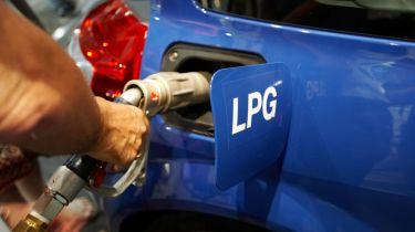 司机背部液化石油气,但行业呼吁帮助