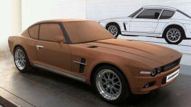 Jensen GT标志着顶级英国品牌的回归